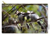 Gossip Birds Carry-all Pouch