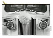 Got Married Bw Carry-all Pouch