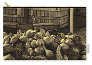 Gourds In Sepia Splendor Carry-all Pouch