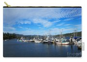 Government Wharf In Sooke Harbour Carry-all Pouch