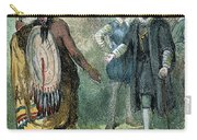 Governor John Winthrop Carry-all Pouch
