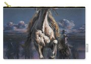 Grab The Fast Horse Carry-all Pouch