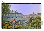 Grad Dubrovnik Carry-all Pouch