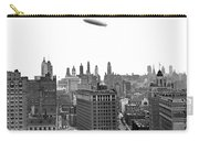 Graf Zeppelin Over Chicago Carry-all Pouch