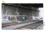 Graffiti - Under Over Railyard Carry-all Pouch