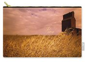 Grain Elevator And Crop Carry-all Pouch