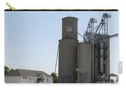 Grain Processing Facility In Shirley Illinois 3 Carry-all Pouch