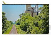 Grain Processing Facility In Shirley Illinois 4 Carry-all Pouch