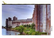 Grain Silos In Summer Carry-all Pouch