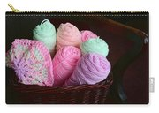 Grammy's Yarn Basket Carry-all Pouch