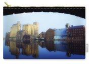 Grand Canal, Dublin, Co Dublin, Ireland Carry-all Pouch