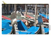 Grand Canal Gondolas Painting Carry-all Pouch