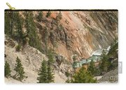 Grand Canyon And Yellowstone River Carry-all Pouch