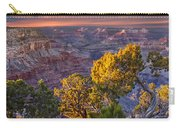 Grand Canyon At Sunset Carry-all Pouch