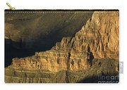 Grand Canyon Bathed In Light Carry-all Pouch