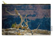 Grand Canyon Dead Tree Carry-all Pouch