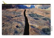 Grand Canyon Dividing Line Carry-all Pouch