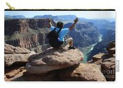 Grand Canyon Feeling All Right Carry-all Pouch
