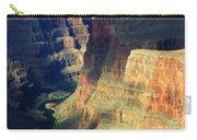 Grand Canyon Magic Of Light Carry-all Pouch