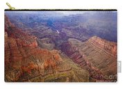 Grand Canyon Morning Scenic View Carry-all Pouch