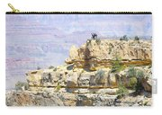Grand Canyon Overlook Carry-all Pouch