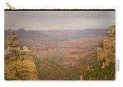 Grand Canyon Scenic Overlook View Carry-all Pouch