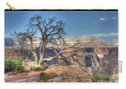 Grand Canyon Tree At Toroweap Carry-all Pouch