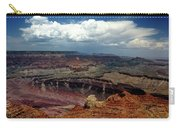 Grand Canyon View - Greeting Card Carry-all Pouch