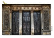 Grand Door - Leeds Town Hall Carry-all Pouch