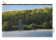Grand Island E Channel Lighthouse 4 Carry-all Pouch