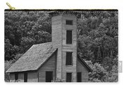 Grand Island Lighthouse Bw Carry-all Pouch