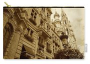 Grand Place Perspective Carry-all Pouch