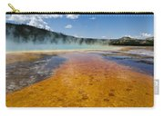 Grand Prismatic Spring IIi Carry-all Pouch