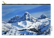 Grand Teton Winter Carry-all Pouch
