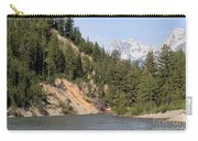 Grand Tetons From Snake River Carry-all Pouch