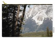 Grand Tetons Vertical Carry-all Pouch