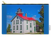 Grand Traverse Lighthouse Carry-all Pouch