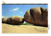 Granite Boulders 2  Carry-all Pouch