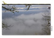 Grants Pass In The Fog Carry-all Pouch