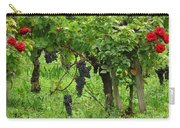 Grape Vines And Roses I Carry-all Pouch