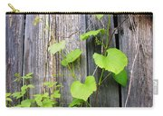 Grape Vines On An Old Barn Carry-all Pouch