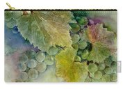Grapes II Carry-all Pouch by Judy Dodds