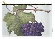 Grapes  Carry-all Pouch by Margaret Ann Eden