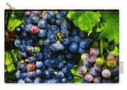Grapes Ready For Harves Carry-all Pouch