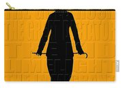 Graphic Chaplin Carry-all Pouch