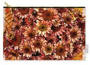 Graphic Dasies Carry-all Pouch