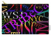 Graphic New York 1 Carry-all Pouch
