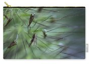 Grass Abstraction Carry-all Pouch