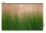 Grass And Stucco Carry-all Pouch