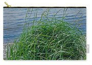 Grass On The Beach Carry-all Pouch